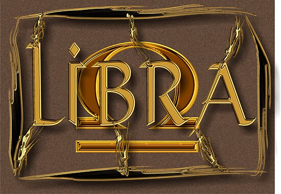 Libra, zodiac sign by Robert Elfferich