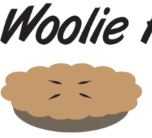The Woolie Hole Sticker