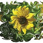 Sunflower Passion by DesignBliss