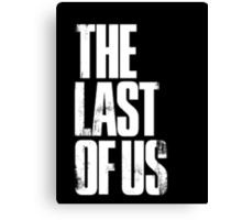 The Last of Us II Canvas Print