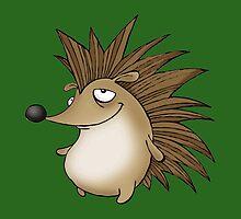 Hedgehog by borines