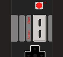 Nes Controller by TheCinnaman357