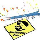 Kite Surfing by Grobie