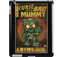 Amumu - Curse of the Sad Mummy! iPad Case/Skin