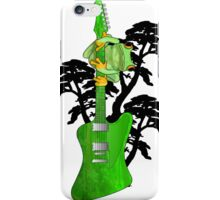 green music iPhone Case/Skin