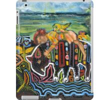 Mola Me - Caribbean Sea iPad Case/Skin