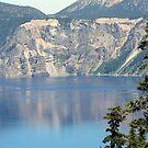 Crater Lake by Kimberly Johnson