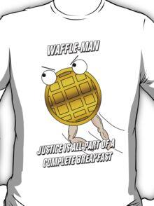 Waffle-Man T-Shirt