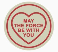 Geeky Love Hearts - Force Kids Clothes