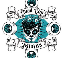 Quad City Misfits by Christina Bledsoe