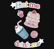 Eat me, drink meh by Ichigo
