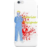 interior designer iPhone Case/Skin