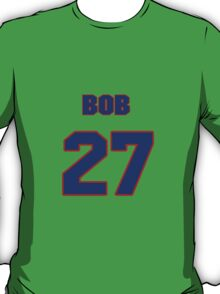 National baseball player Bob Fallon jersey 27 T-Shirt