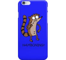 Hamboning!!! iPhone Case/Skin