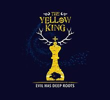 Yellow King by Inaco
