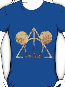 Mickey's Deathly Hallows T-Shirt