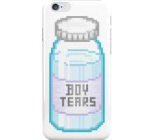 Boy Tears iPhone Case/Skin