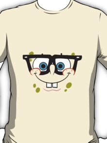 SpongeBob Squarepants - Geek Face T-Shirt