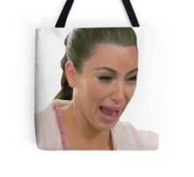 sad kim k pt. 2 Tote Bag