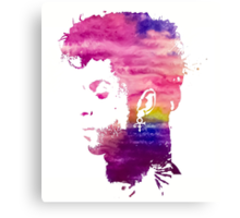 Prince Rogers Nelson - Rainbow Children Canvas Print