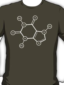 coffee molecule T-Shirt