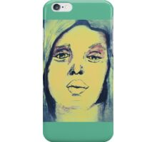 african woman #1 iPhone Case/Skin