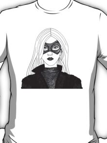 Laurel Lance as the Black Canary T-Shirt