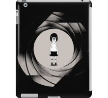 License to Uhhhhhhhh iPad Case/Skin