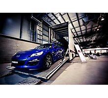 Mazda RX-8 Photographic Print