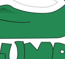 GUMBY Sticker