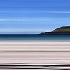 Calgary Bay, Isle of Mull by bluefinart