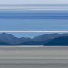 Cullin Hills from Plockton by bluefinart