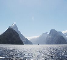 Milford Sound by moonglades