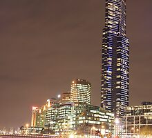 Eureka Tower by iPhotograph