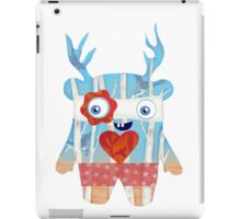 Forest Monster iPad Case/Skin