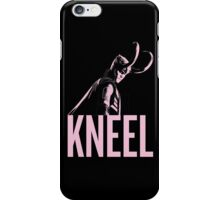 LOKI: Kneel iPhone Case/Skin