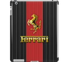 Ferrari Lover [UPDATE ~ Gold] iPad Case/Skin
