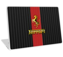 Ferrari Lover [UPDATE ~ Gold] Laptop Skin