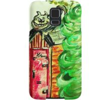 Outhouse Sentinel Samsung Galaxy Case/Skin