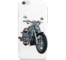 2002 Harley-Davidson VRSC (Revolution Engine) - Porsche Museum iPhone Case/Skin