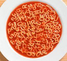 Alphabet Soup by gasm