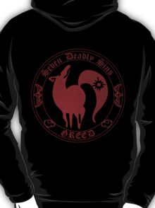 Fox, The Greed T-Shirt