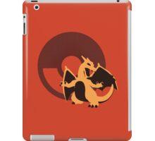 Charizard (Pokemon) - Sunset Shores iPad Case/Skin
