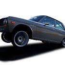 1970 Datsun 510 - Wheel Stand! by RedB