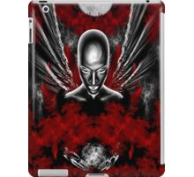 A shadow in the moonlight iPad Case/Skin