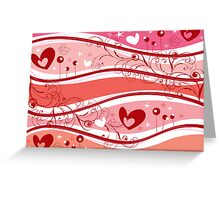 Valentine Fantasy Greeting Card