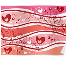 Valentine Fantasy Poster