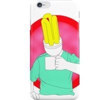 bright young  thing  iPhone Case/Skin
