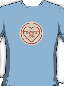 Geeky Love Hearts - Odds T-Shirt