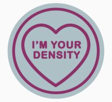 Geeky Love Hearts - Density by SevenHundred